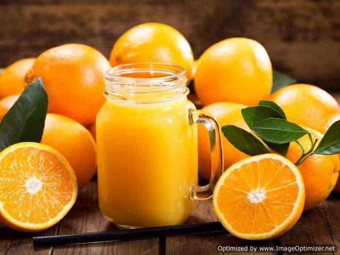 نکتار 1 لیتری تکدانه با طعم پرتقال در کارتن 10 عددی