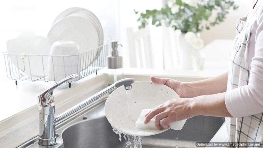 مایع ظرفشویی 1 لیتری پریل با رایحه لاوندر در کارتن 12 عددی