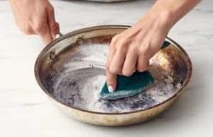 شستن ظرف بدون دستکش و با سیم ظرفشویی