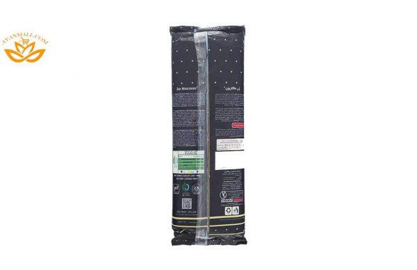 ماکارونی 900 گرم قطر 1.7 زر در کارتن 20 عددی