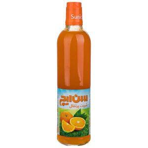 شربت پرتقال 780 گرمی سن ایچ در کارتن 6 عددی