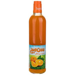 عکس شاخص شربت پرتقال 780 گرمی سن ایچ در کارتن 12 عددی