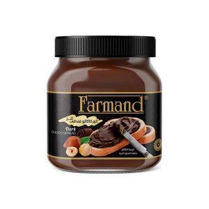 شکلات صبحانه 350 گرمی تلخ فرمند در کارتن 12 عددی