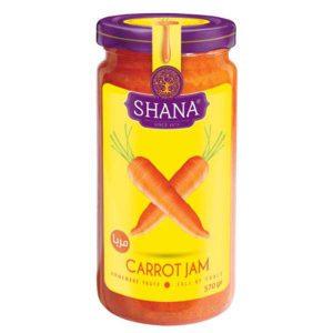 مربا 570 گرمی هویج شانا در کارتن 3 عددی