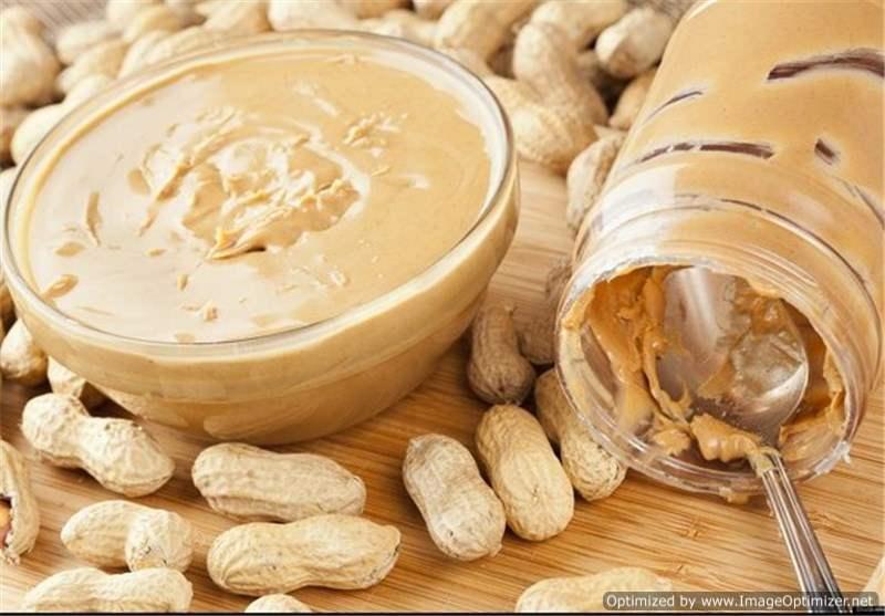 کره بادام زمینی عسلی بدون گلوتن 454 گرمی جیف در کارتن 12 عددی