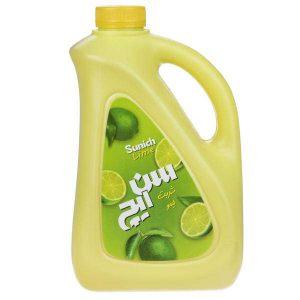 شربت لیمو 2 لیتری سن ایچ در کارتن 2 عددی