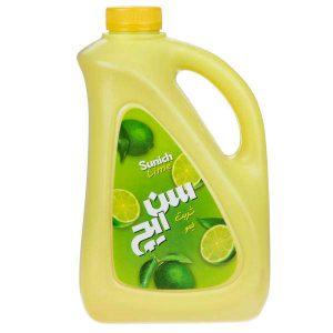 شربت لیمو 3 کیلویی سن ایچ در کارتن 2 عددی
