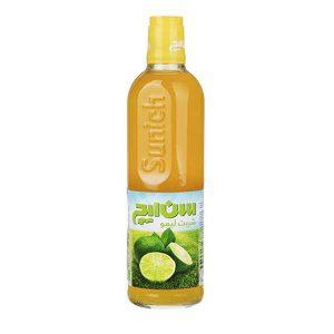 شربت لیمو 780 گرمی سن ایچ در کارتن 6 عددی