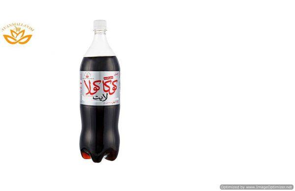 نوشابه کوکاکولا رژیمی 1.5 لیتری در بسته بندی 6 عددی
