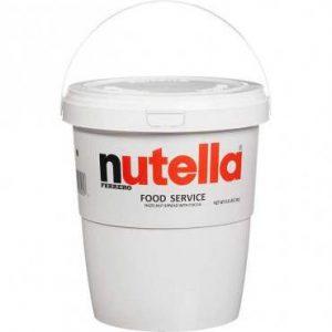 سطل نوتلا 3 کیلوگرمی