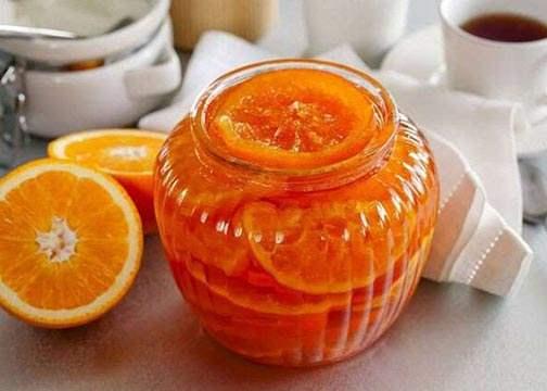 مربا 310 گرمی پرتقال شانا در کارتن 12 عددی