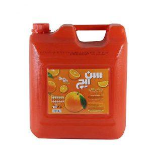 شربت پرتقال 13 کیلویی سن ایچ