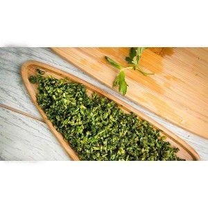 عکس شاخص،سبزی آش خرد شده آماده مصرف در بسته 5 کیلوگرمی