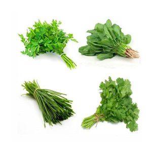 سبزی آش تازه در دسته 5 کیلوگرمی