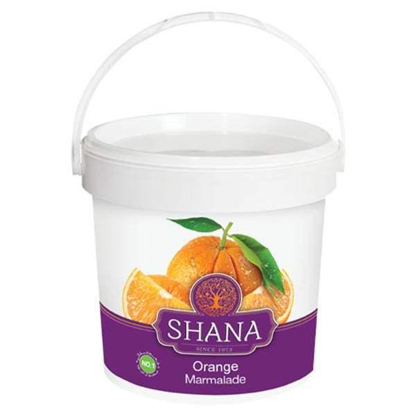 عکس شاخص مارمالاد 14 کیلوگرمی پرتقال شانا