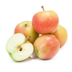 عکس شاخص،سیب گلاب در سبد 10 کیلوگرمی