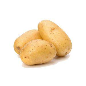 عکس شاخص،سیبزمینی درشت در سبد 10 کیلوگرمی