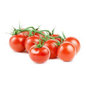 عکس شاخص،گوجه فرنگی ریز کبابی در سبد 10 کیلوگرمی