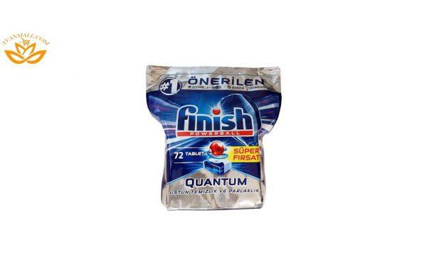 قرص ماشین ظرفشویی 72 عددی فینیش مدل کوانتوم 1 عددی