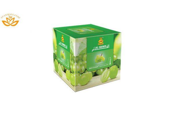 تنباکو انگور سفید 50 گرمی الفاخر در باکس 10 عددی