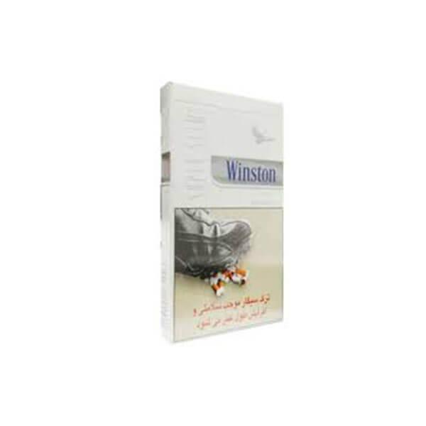 عکس شاخص،سیگار وینستون الترا پایه بلند بسته 10 عددی