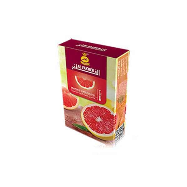 عکس شاخص،تنباکو پرتقال خونی 50 گرمی الفاخر در باکس 10 عددی