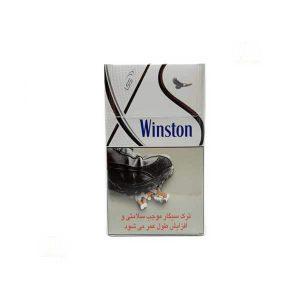 عکس شاخص،سیگار وینستون xs الترا بسته 10 عددی