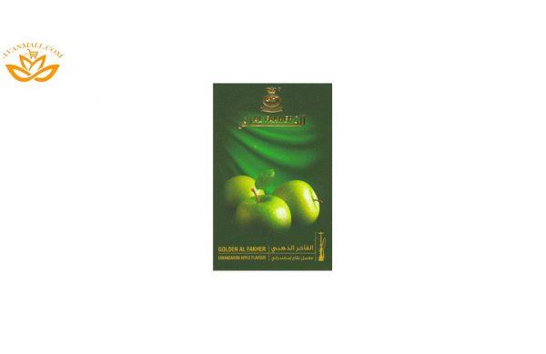تنباکو سیب سبز 50 گرمی الفاخر در باکس 10 عددی