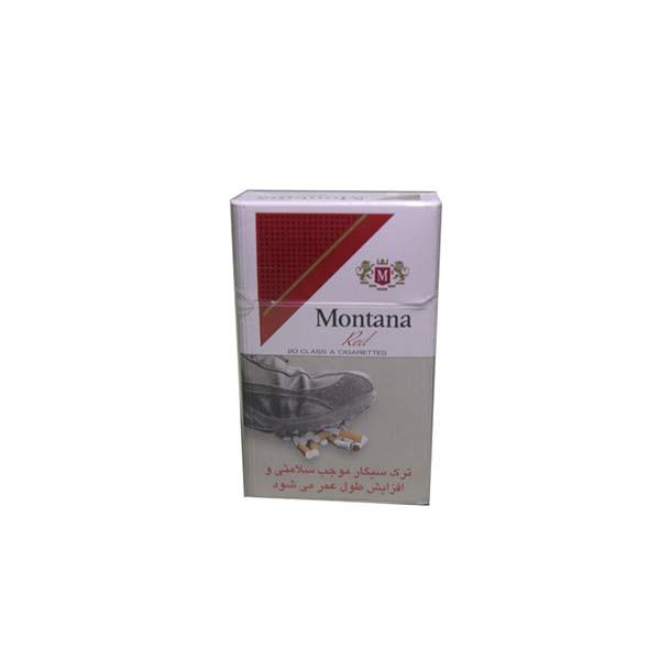 عکس شاخص،سیگار مونتانا کلاسیک مشکی در بسته 10 عددی