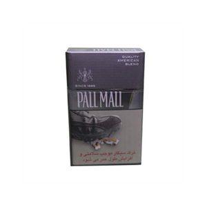 عکس شاخص،سیگار پال مال مشکی در بسته 10 عددی