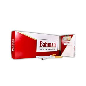 عکس شاخص،سیگار بهمن سوپر اسلیم مشکی بسته 10 عددی