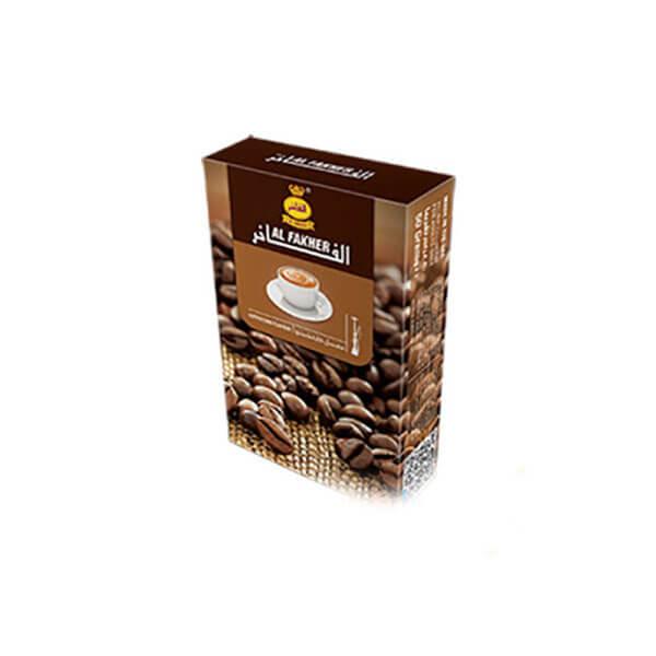 عکس شاخص،تنباکو کاپوچینو 50 گرمی الفاخر در باکس 10 عددی