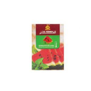 تنباکو هندوانه نعناع 50 گرمی الفاخر در باکس 10 عددی