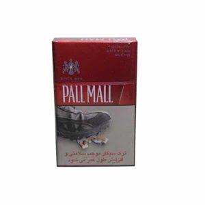 عکس شاخص،سیگار پال مال قرمز در بسته 10 عددی
