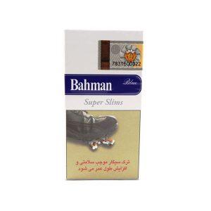 عکس شاخص،سیگار بهمن سوپر اسلیم بسته 10 عددی
