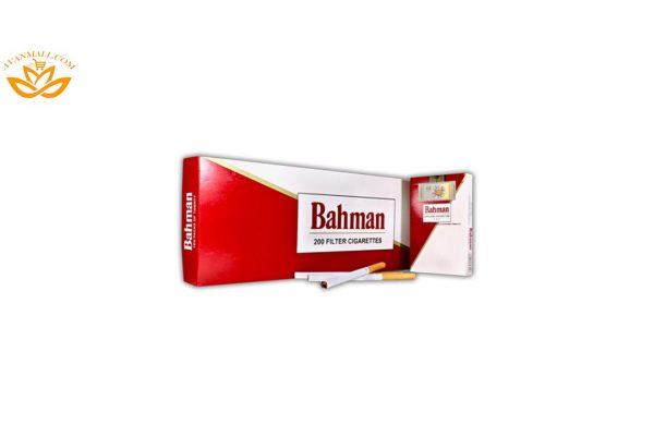 سیگار بهمن سوپر اسلیم مشکی بسته 10 عددی