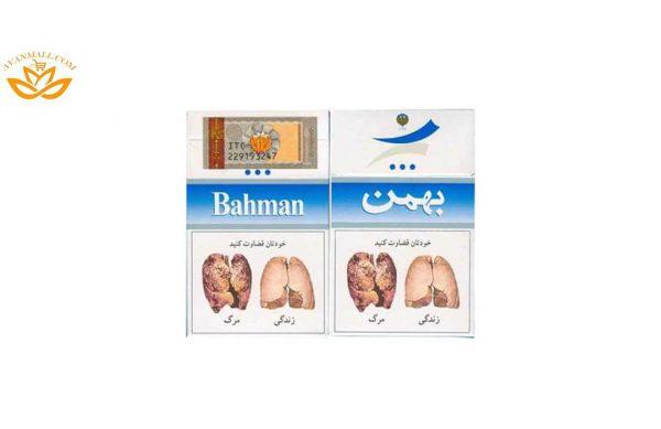 سیگار بهمن لایت بسته 10 عددی