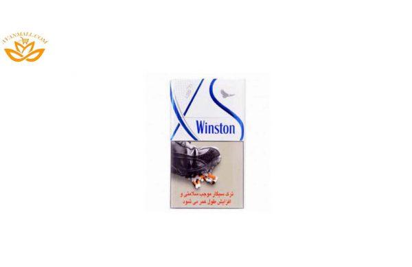 سیگار وینستون ایکس استایل لایت بسته 10 عددی