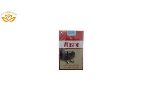 سیگار وینستون قرمز بسته 10 عددی