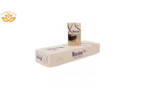 سیگار وینستون لایت الترا اسلیم بسته 10 عددی