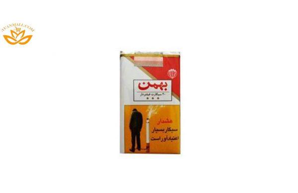 سیگار بهمن کوچک بسته 10 عددی