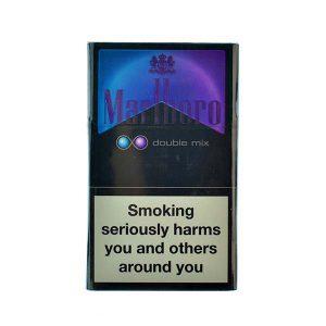 عکس شاخص،سیگار مارلبرو دبل میکس در بسته 10 عددی