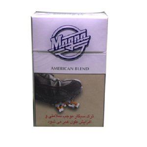 عکس شاخص،سیگار مگنا لایت در بسته 10 عددی