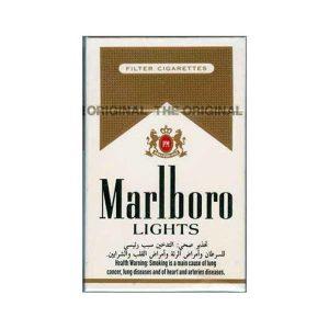 عکس شاخص،سیگار مارلبرو لایت در بسته 10 عددی