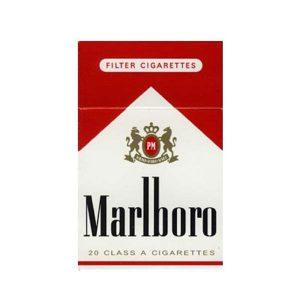 سیگار مارلبرو قرمز مدیوم در بسته 10 عددی
