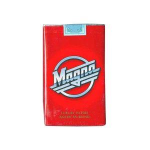 سیگار مگنا قرمز در بسته 10 عددی