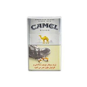 عکس شاخص،سیگار کمل نقره ای در بسته 10 عددی
