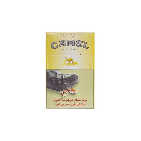 عکس شاخص،سیگار کمل زرد در بسته 10 عددی