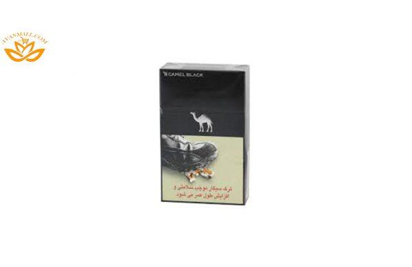 سیگار کمل مشکی در بسته 10 عددی