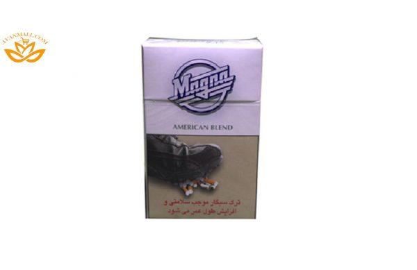 سیگار مگنا لایت در بسته 10 عددی